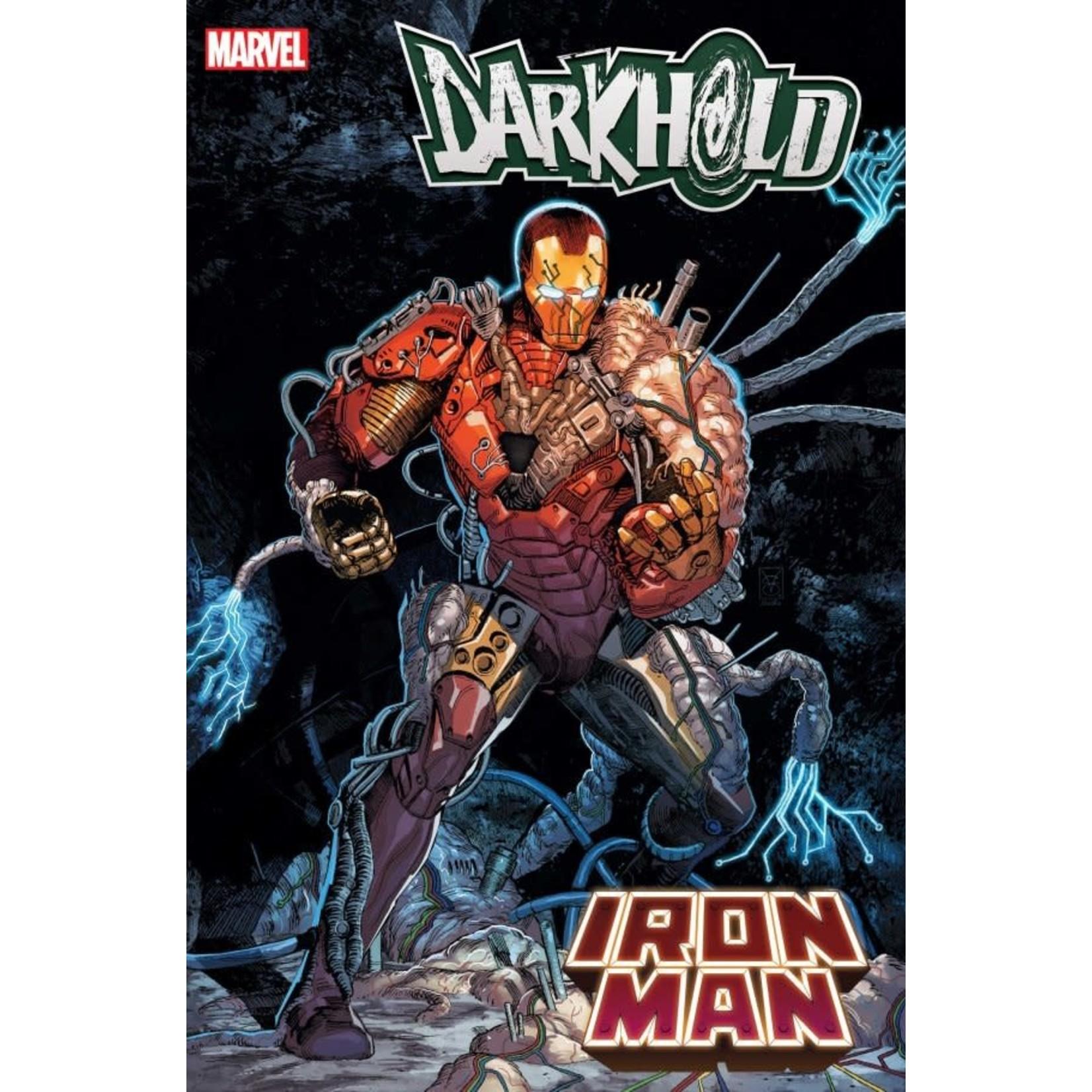 Darkhold: Iron Man #1