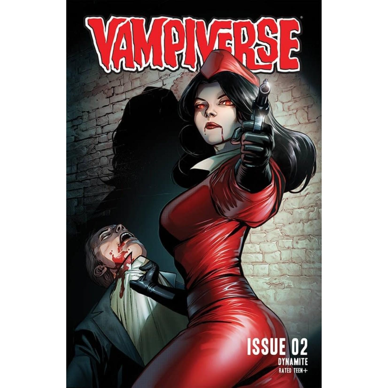 Dynamite Vampiverse #2 Cover B Segovia