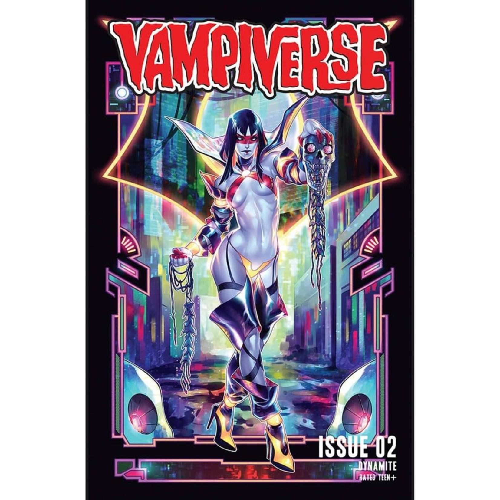 Dynamite Vampiverse #2 Cover D Hetrick