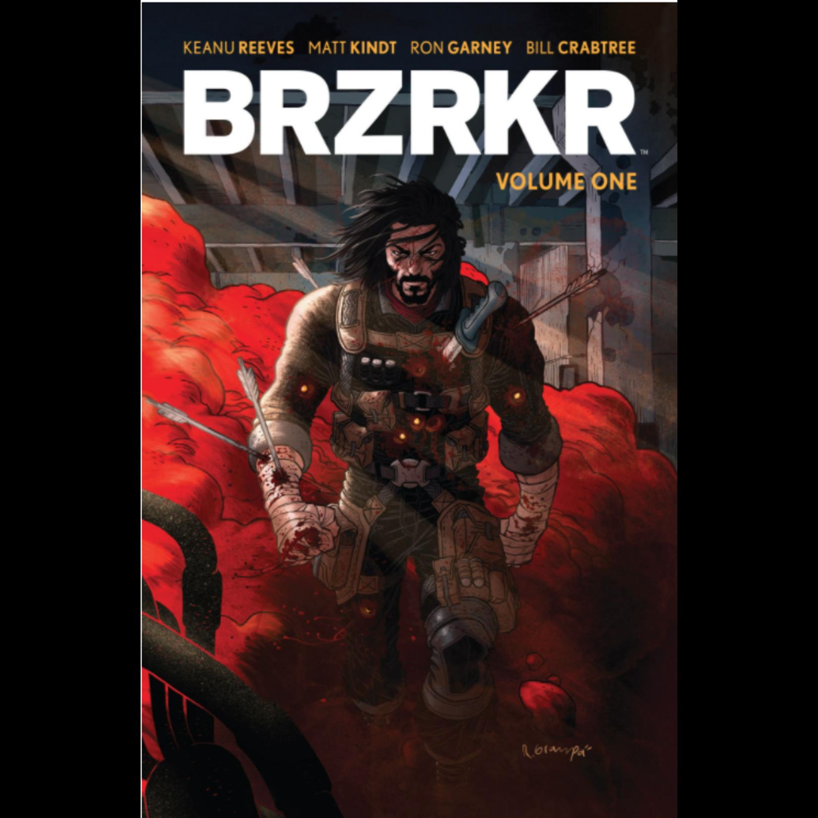 Boom BRZRKR TP Vol.1
