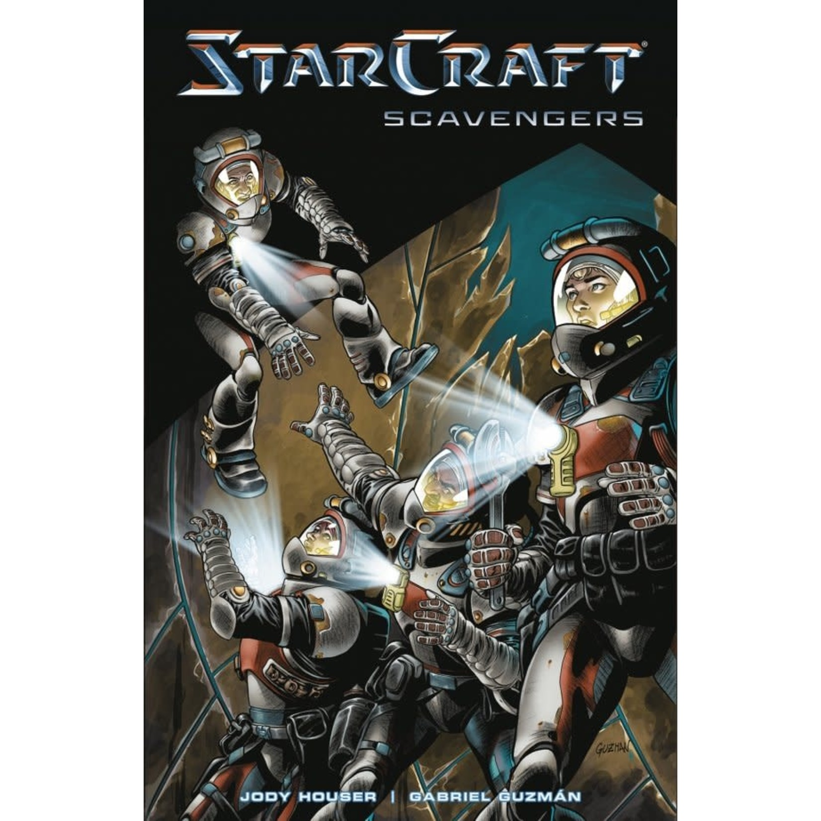 Dark Horse Starcraft: Scavengers TP