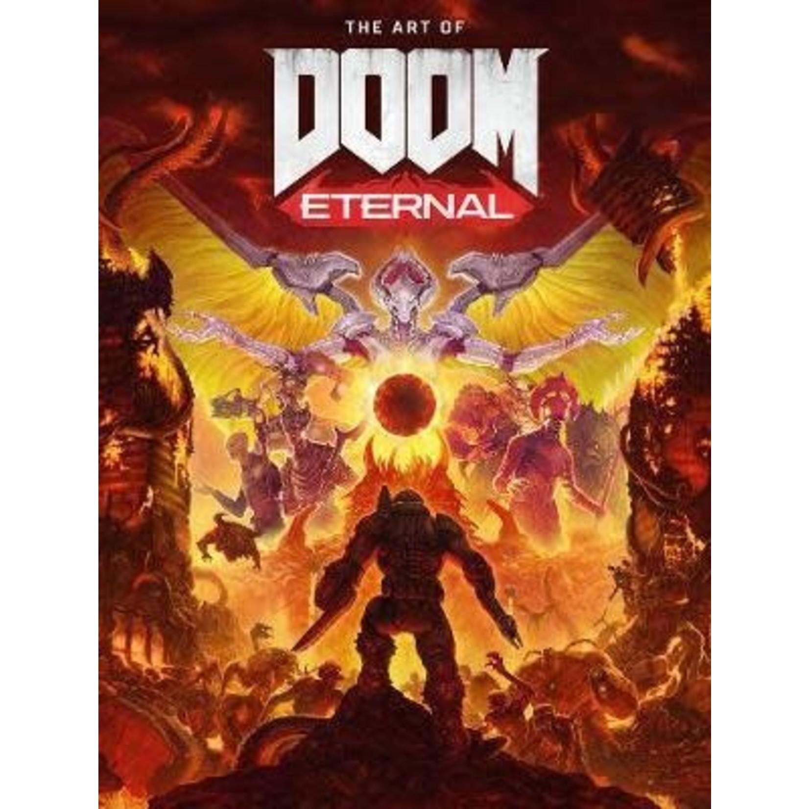 Dark Horse The Art Of Doom: Eternal