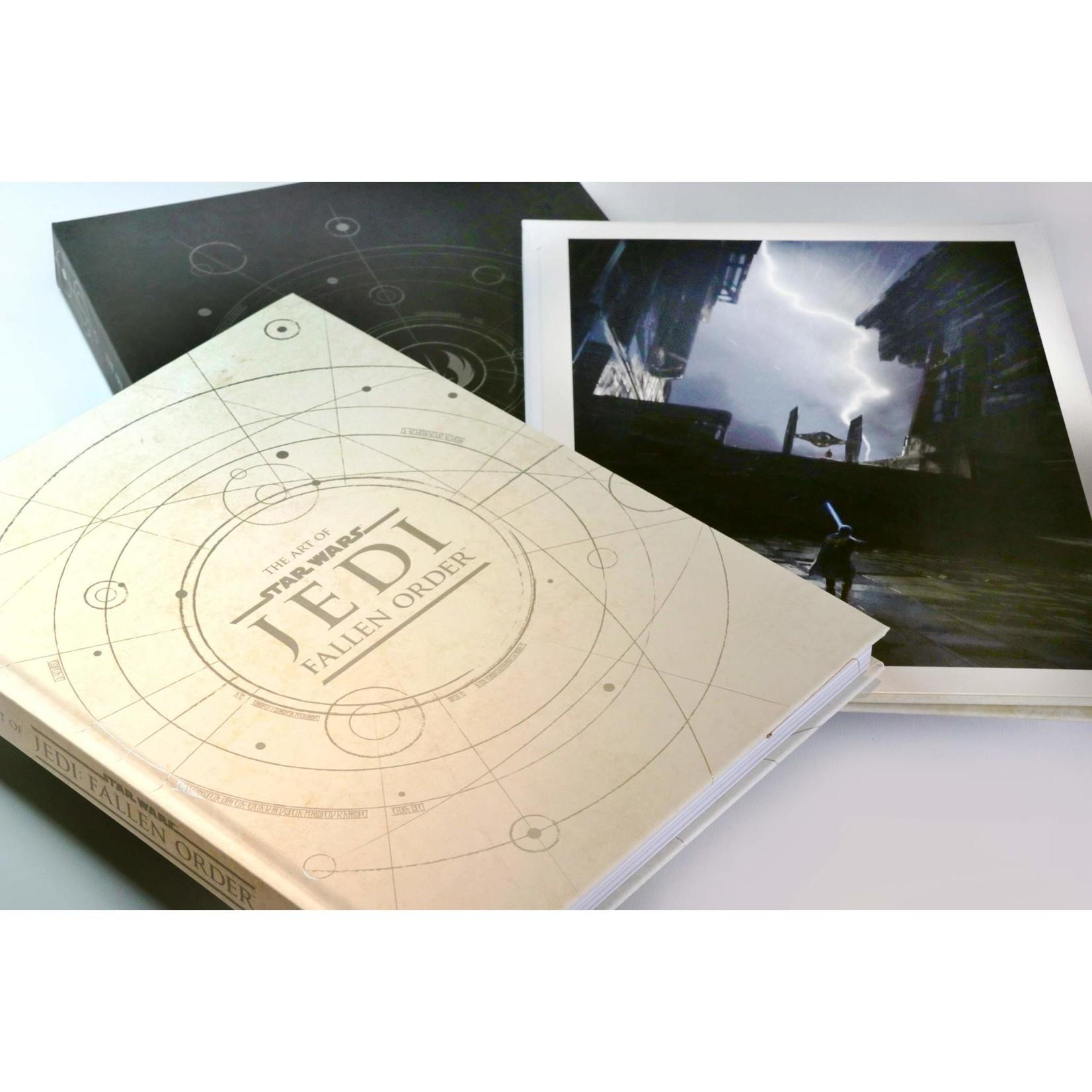 Dark Horse The Art of Star Wars Jedi: Fallen Order Limited Edition