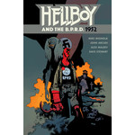 Dark Horse Hellboy and the B.P.R.D: 1952