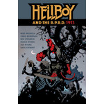 Dark Horse Hellboy and the B.P.R.D.: 1953