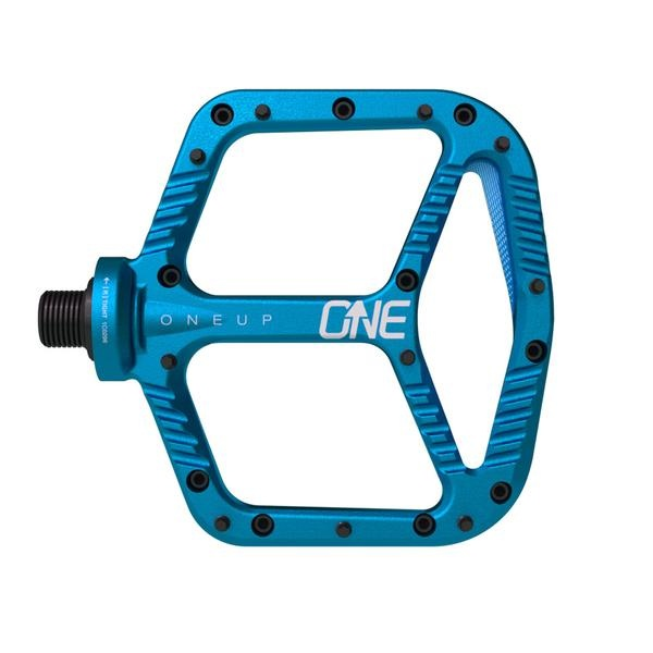 One Up, Aluminum Flat Pedals-4