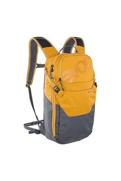 EVOC, Ride 8, Hydration Bag, Volume: 8L, w/ 2L Bladder, Carbon/Grey