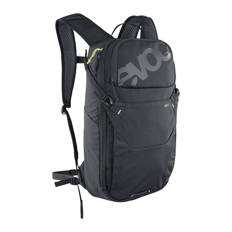 EVOC, Ride 8, Hydration Bag, Volume: 8L, w/o Bladder, Black-1