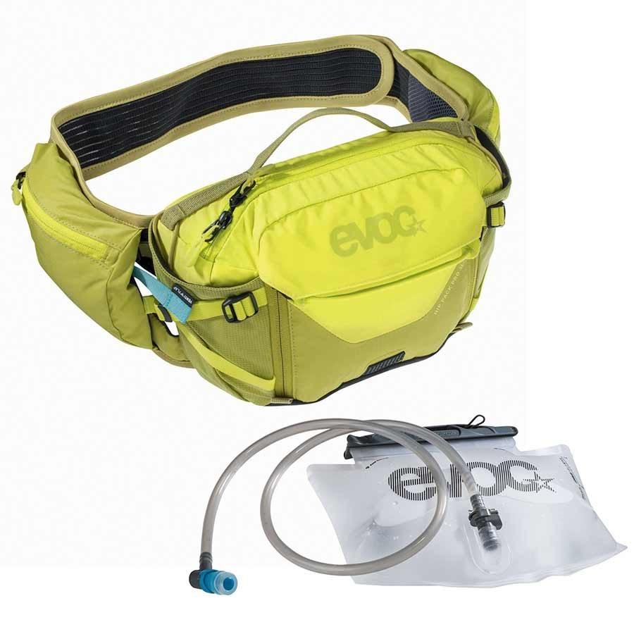 EVOC, Hip Pack Pro, Hydration Bag, Volume: 3L, w/ 1.5L Bladder-3