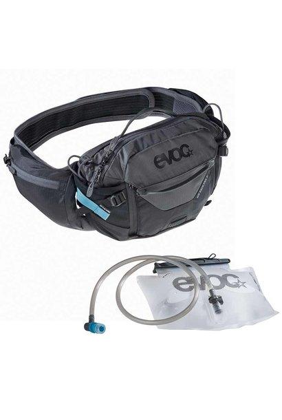 EVOC, Hip Pack Pro, Hydration Bag, Volume: 3L, w/ 1.5L Bladder