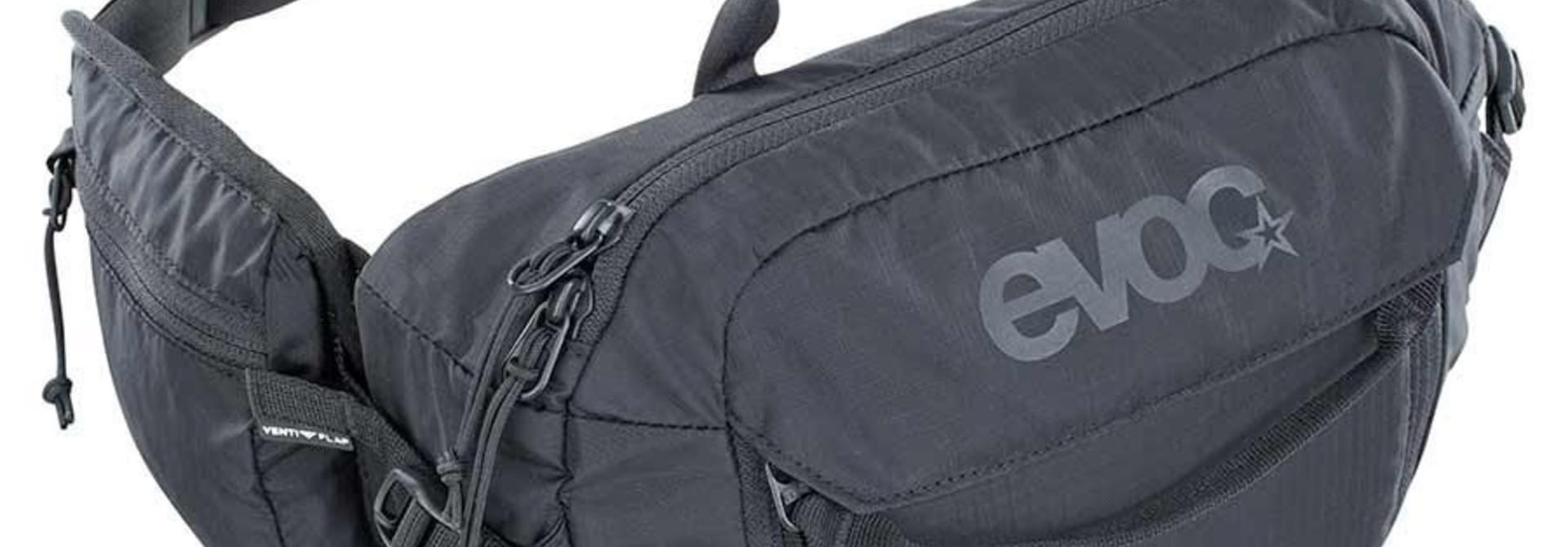 EVOC, Hip Pack, Hydration Bag, Volume: 3L, w/ 1.5L Bladder