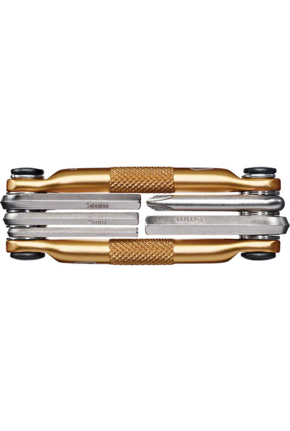 Crank Brothers Multi 5 Tool Gold