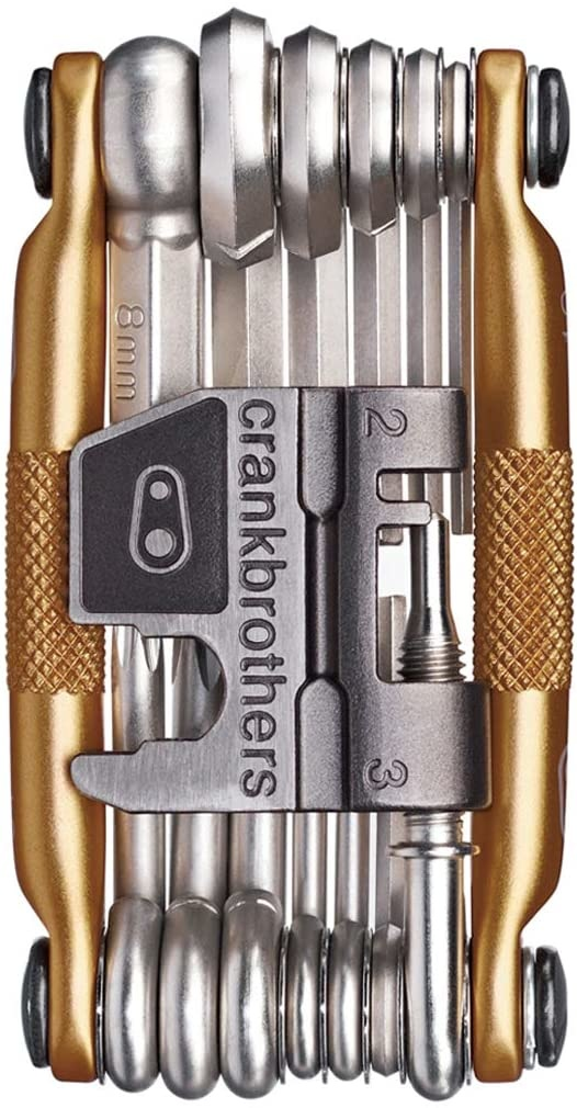 Crank Brothers Multi-Tool 20 Gold-1