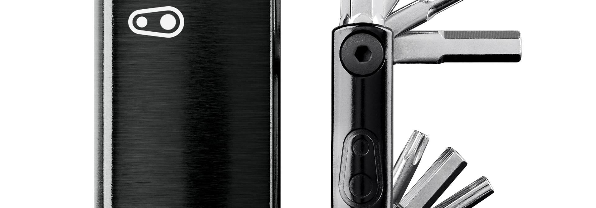 Crank Brothers F15 Multi-tool Black
