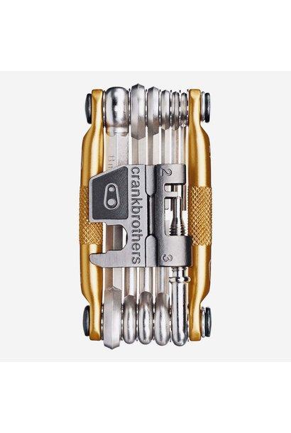 Topeak Mini 20 Pro Multi-Tool - Gold