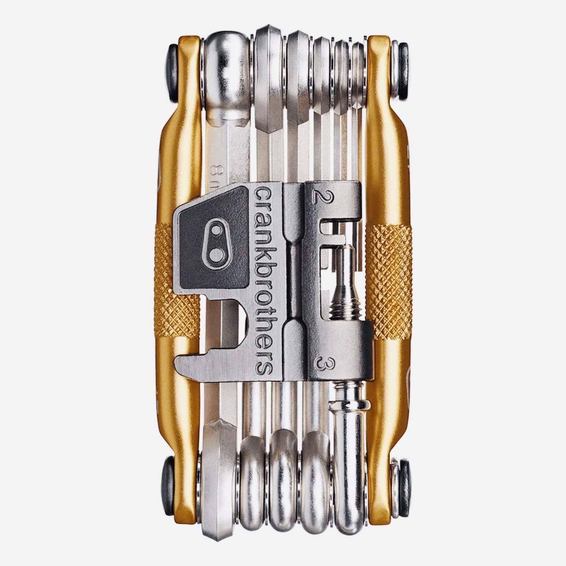 Topeak Mini 20 Pro Multi-Tool - Gold-1
