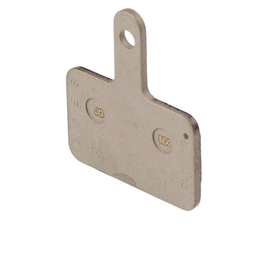 Shimano, B01S B-Type, Disc Brake Pads, Shape: Shimano B-Type, Resin, Pair, EBPB01SRESINA-1