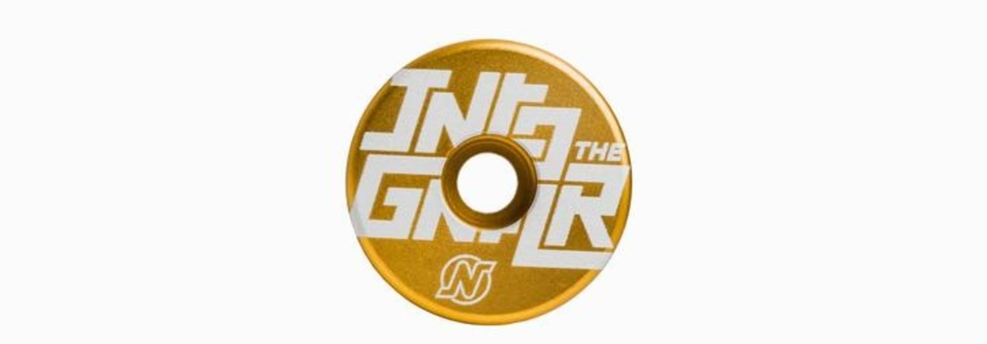 "NSB, Yoann Barelli - Into The Gnar Headset Top Cap 1-1/8"""