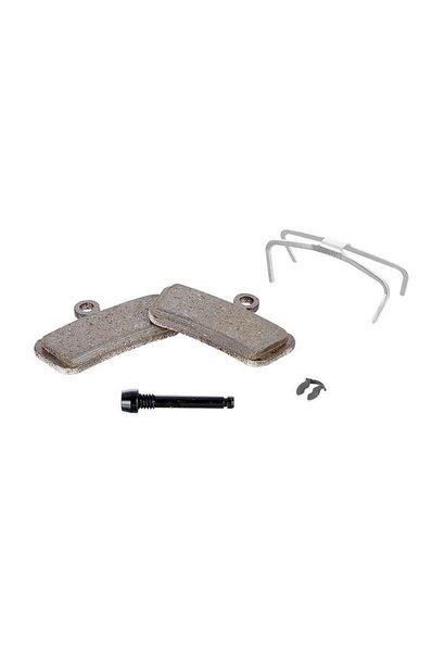 SRAM, Guide/Trail, Disc Brake Pads, Shape: SRAM Guide/Avid Trail, Metallic, Pair
