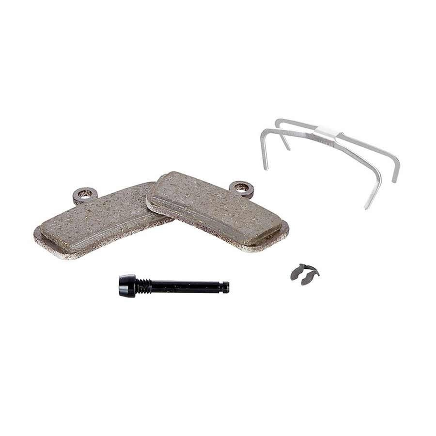 SRAM, Guide/Trail, Disc Brake Pads, Shape: SRAM Guide/Avid Trail, Metallic, Pair-1
