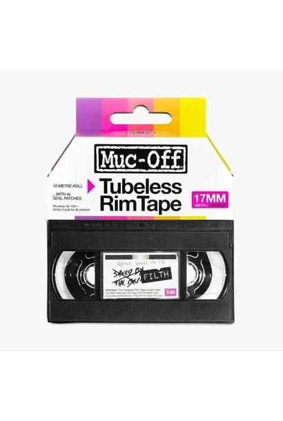 Muc-Off, Tubeless Rim Tape 10m x