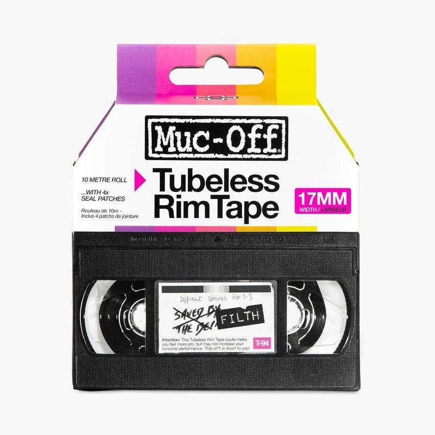 Muc-Off, Tubeless Rim Tape 10m x-1