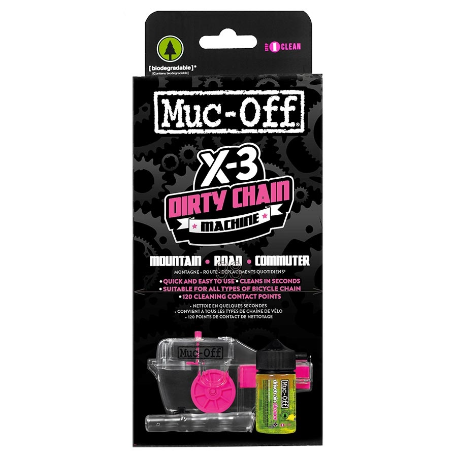 Muc-Off, X3, Chain Cleaning Kit-1