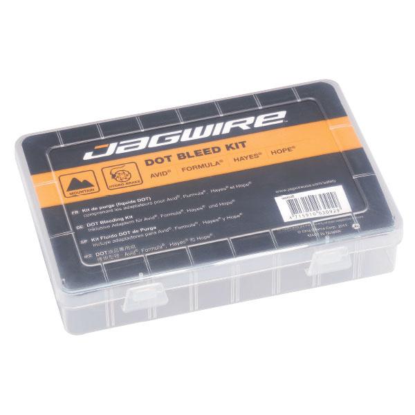 Jagwire Elite Dot Bleed Kit-1