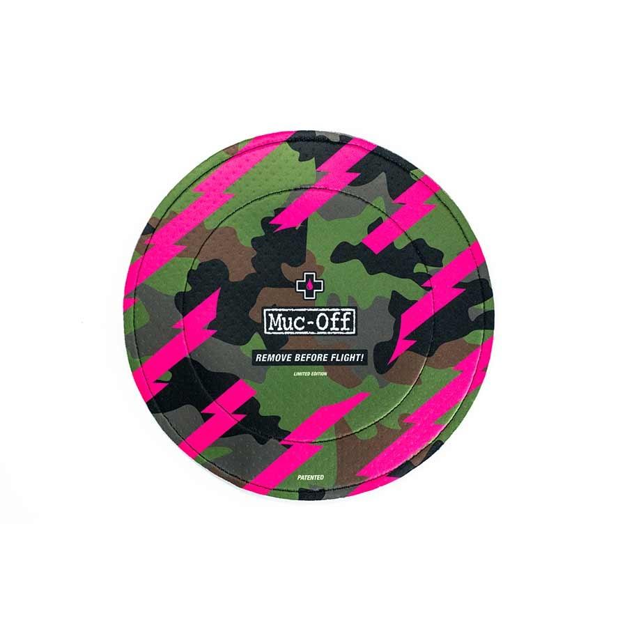 Muc-Off, Disc Brake Cover, Camo, Pair-1