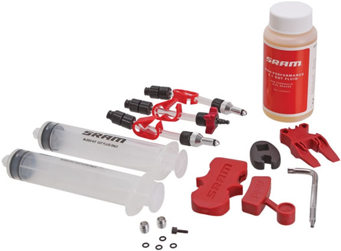 SRAM, Standard, Bleed kit-1