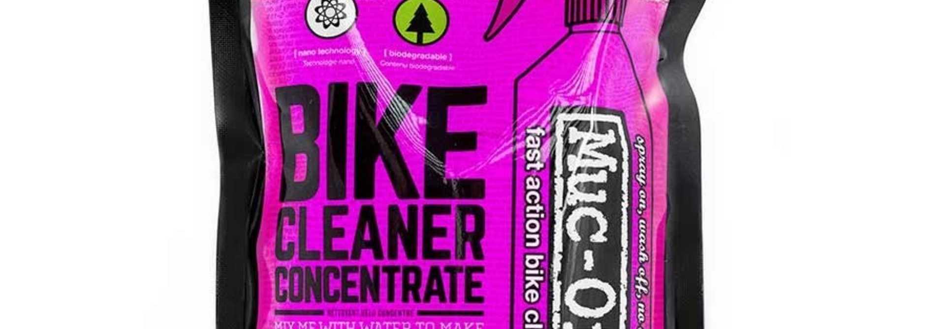 Muc-Off, Nano Tech, Concentrated Gel Bike Cleaner, 500ml