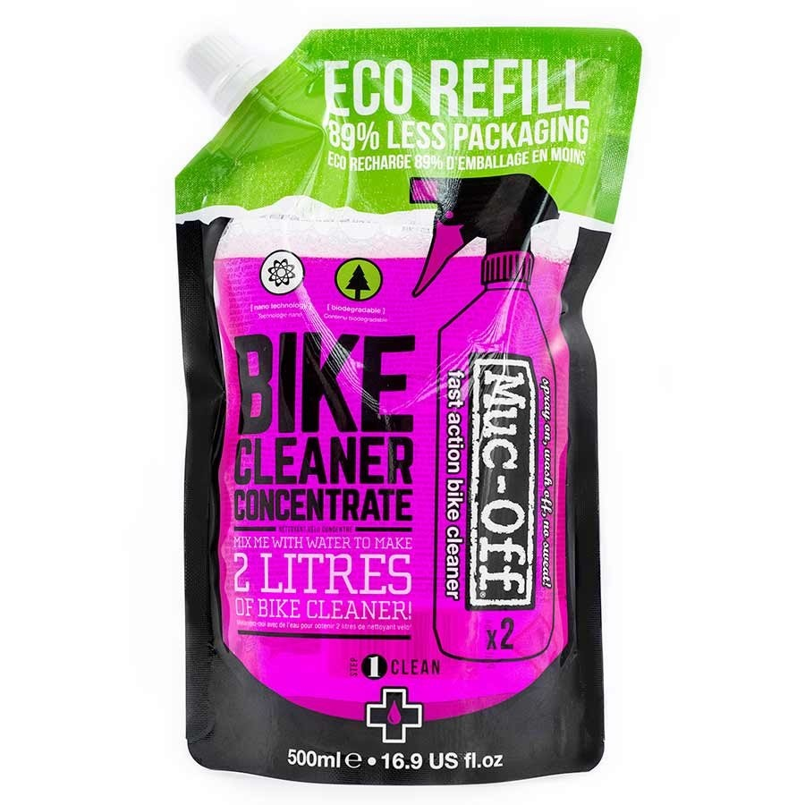 Muc-Off, Nano Tech, Concentrated Gel Bike Cleaner, 500ml-1