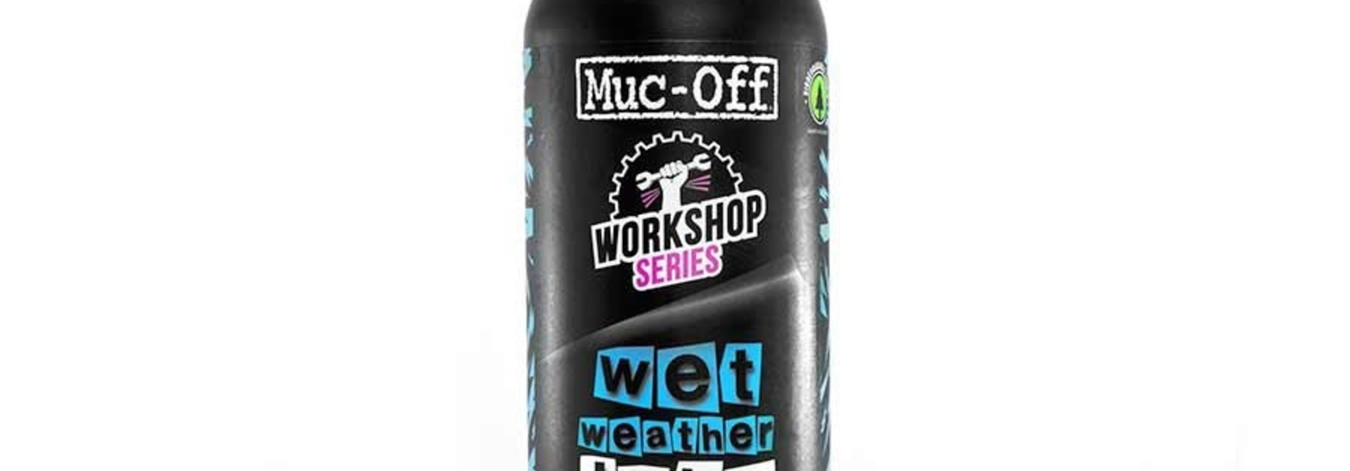 Muc-Off, Wet, Lubricant, 1L