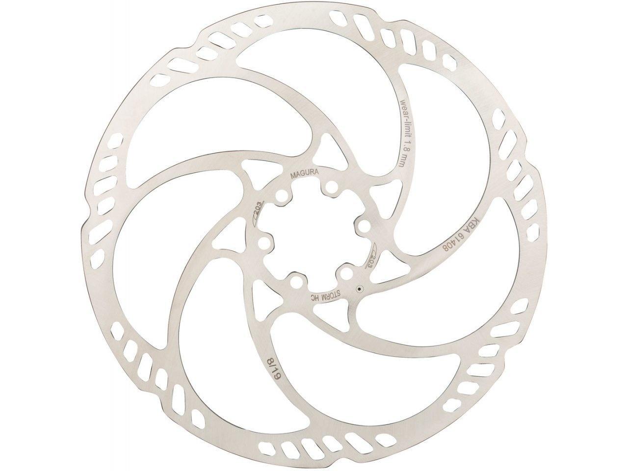 Magura, Storm HC, Disc Rotor, 6-bolt ISO-1