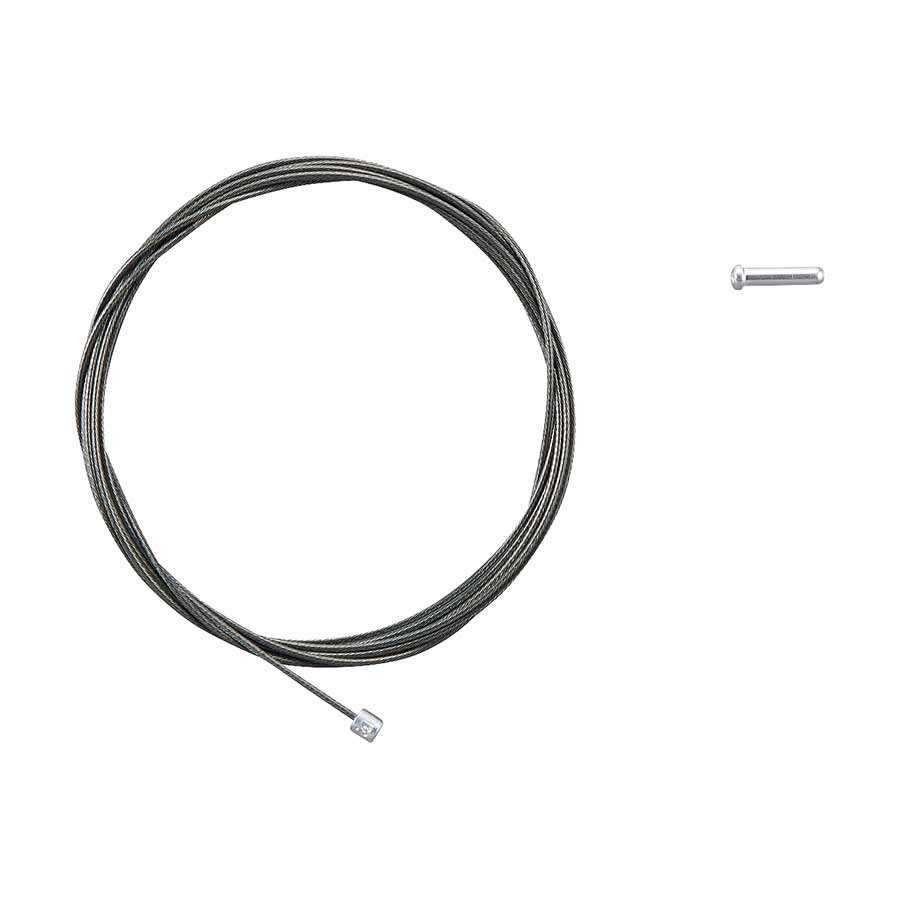 Shimano, Shifter Cable, 1.2mm, 2100mm, Stainless Steel, Optislick, Shimano/SRAM, Unit-1