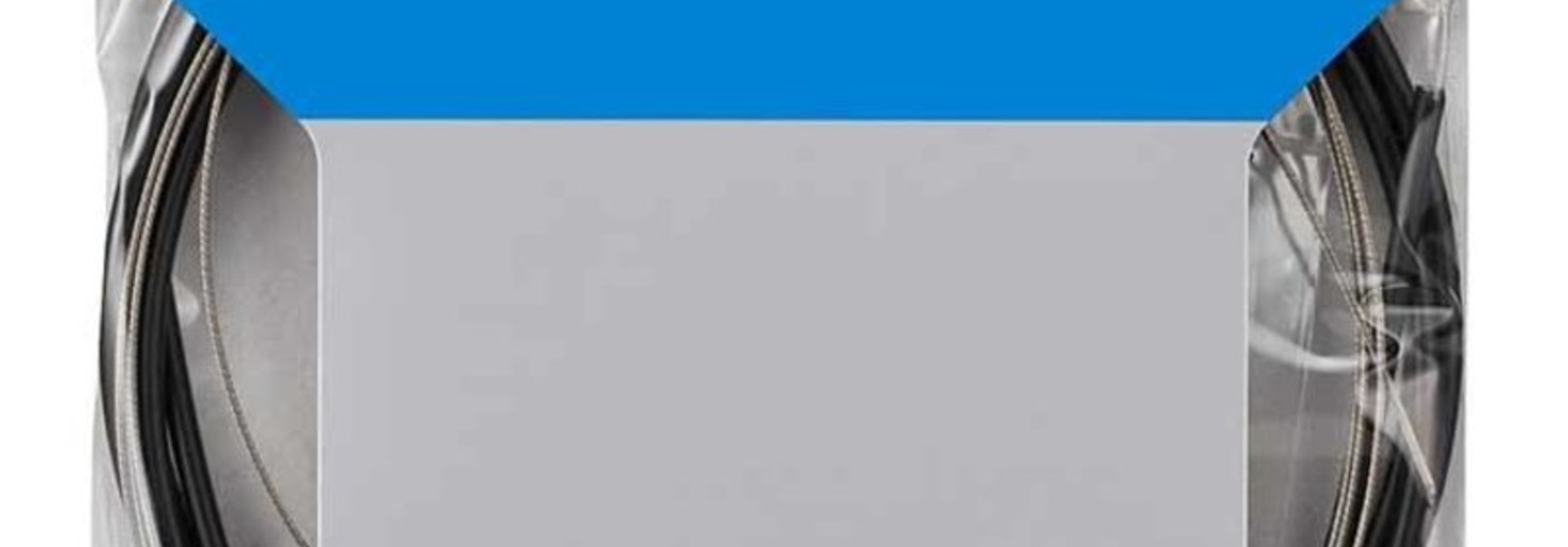 Shimano, MTB 1x Shift Cable Set, Stainless Steel, 2000mm, Black, Shimano/SRAM, Set