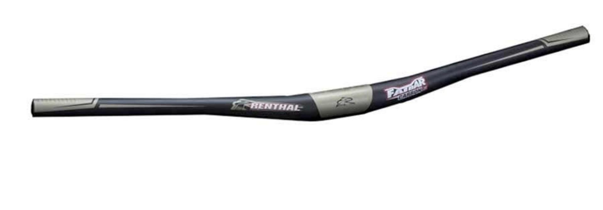 Renthal, Fatbar Carbon V2 - Black