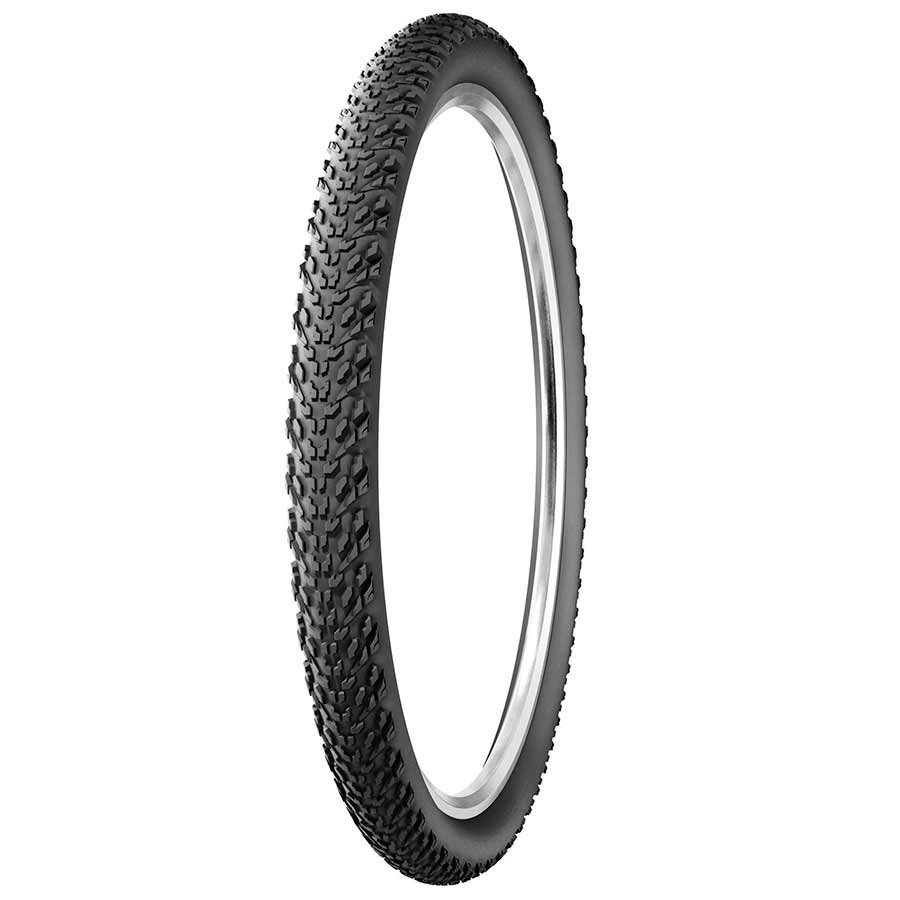 Michelin, Country Dry 2, Tire, 26''x2.00, Wire, Clincher, 30TPI, Black-1