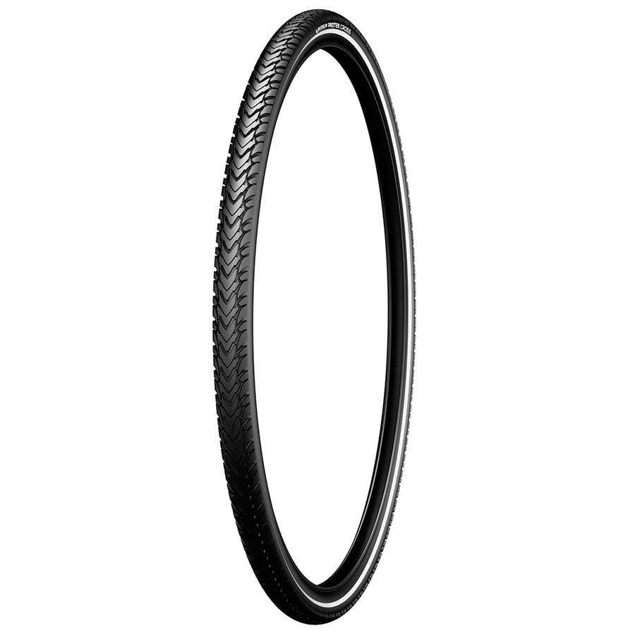 Michelin, Protek Cross, Tire, 700x35C, Wire, Clincher, Protek 1mm, Reflex, 22TPI, Black-1