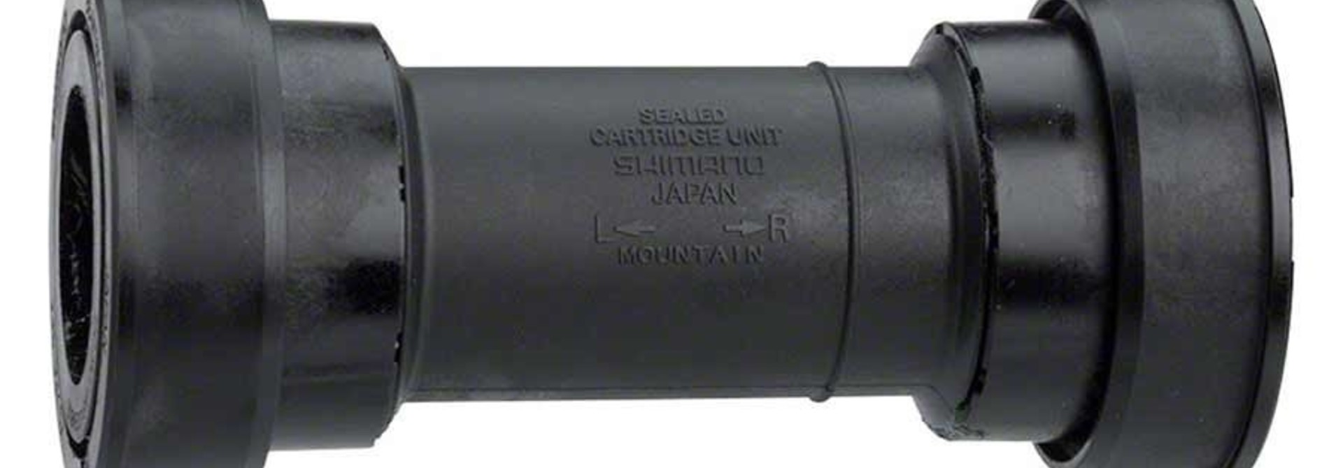 Shimano, XT BB-MT800-PA, Press-fit, BB Shell: 89.5/92mm, Steel, Black, IBBMT800PA