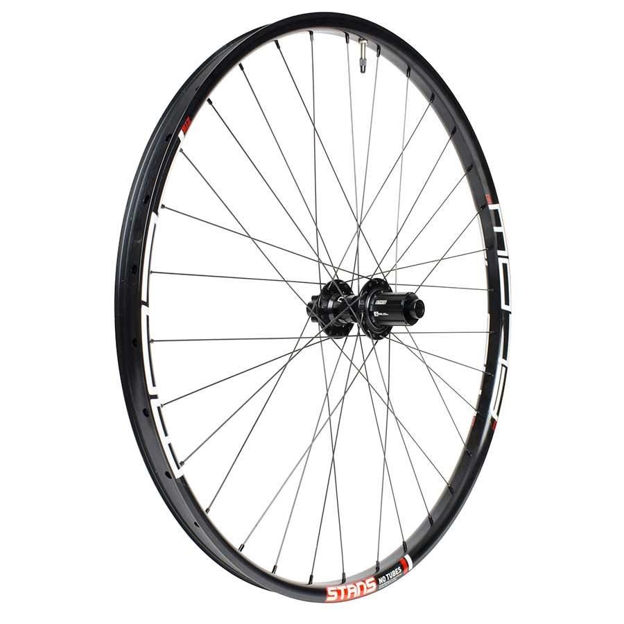 Stans No Tubes, Flow MK3, Wheel, Rear, 29'' / 622, Holes: 32, QR/12mm TA, 135/142mm, Disc IS 6-bolt, SRAM XD-1