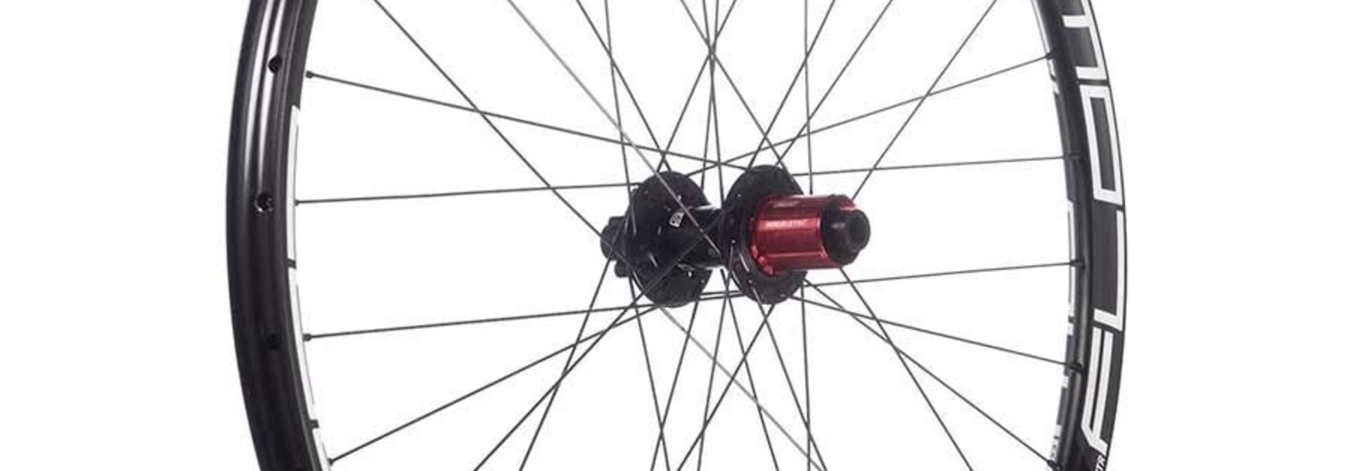 Stans No Tubes, Flow EX3, Wheel, Rear, 29'' / 622, Holes: 32, 12mm TA, 148mm, Disc IS 6-bolt, SRAM XD