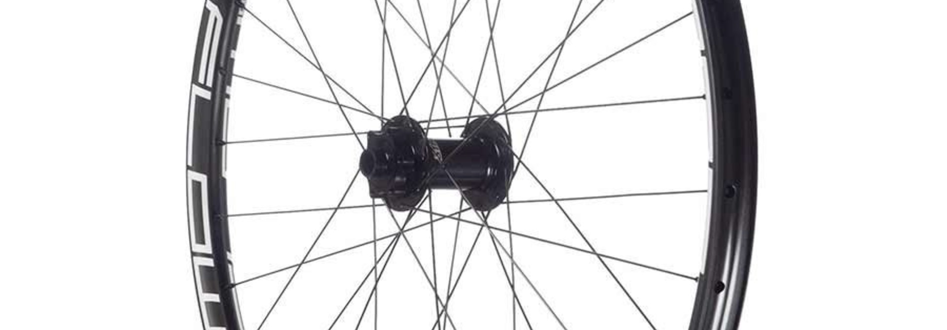 Stans No Tubes, Flow EX3, Wheel, Front, 29'' / 622, Holes: 32, 15/20mm TA, 110mm Boost, Disc IS 6-bolt