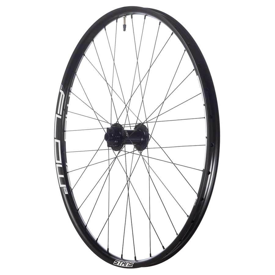 Stans No Tubes, Flow EX3, Wheel, Front, 29'' / 622, Holes: 32, 15/20mm TA, 110mm Boost, Disc IS 6-bolt-1