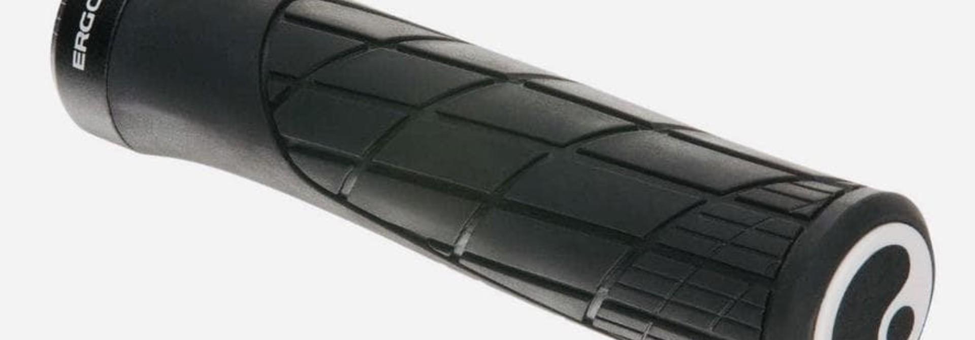 Ergon GA2 Grips - Black, Lock-On