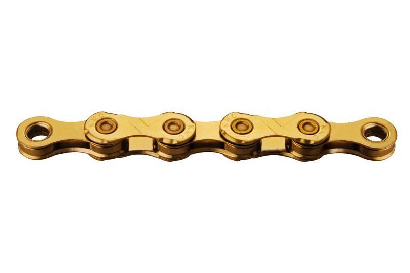 KMC Chain X12 x 126L, 12 speed, Ti Gold (SRAM Eagle Compatible)-1