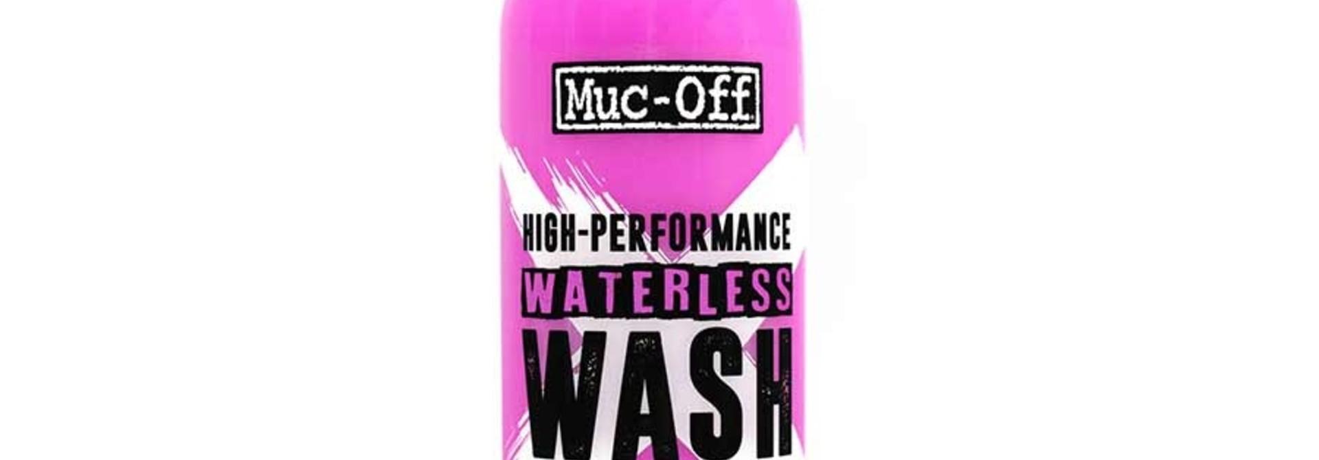 Muc-Off, High Performance Waterless Wash, 750ml, 1132CA (FR/ENG)