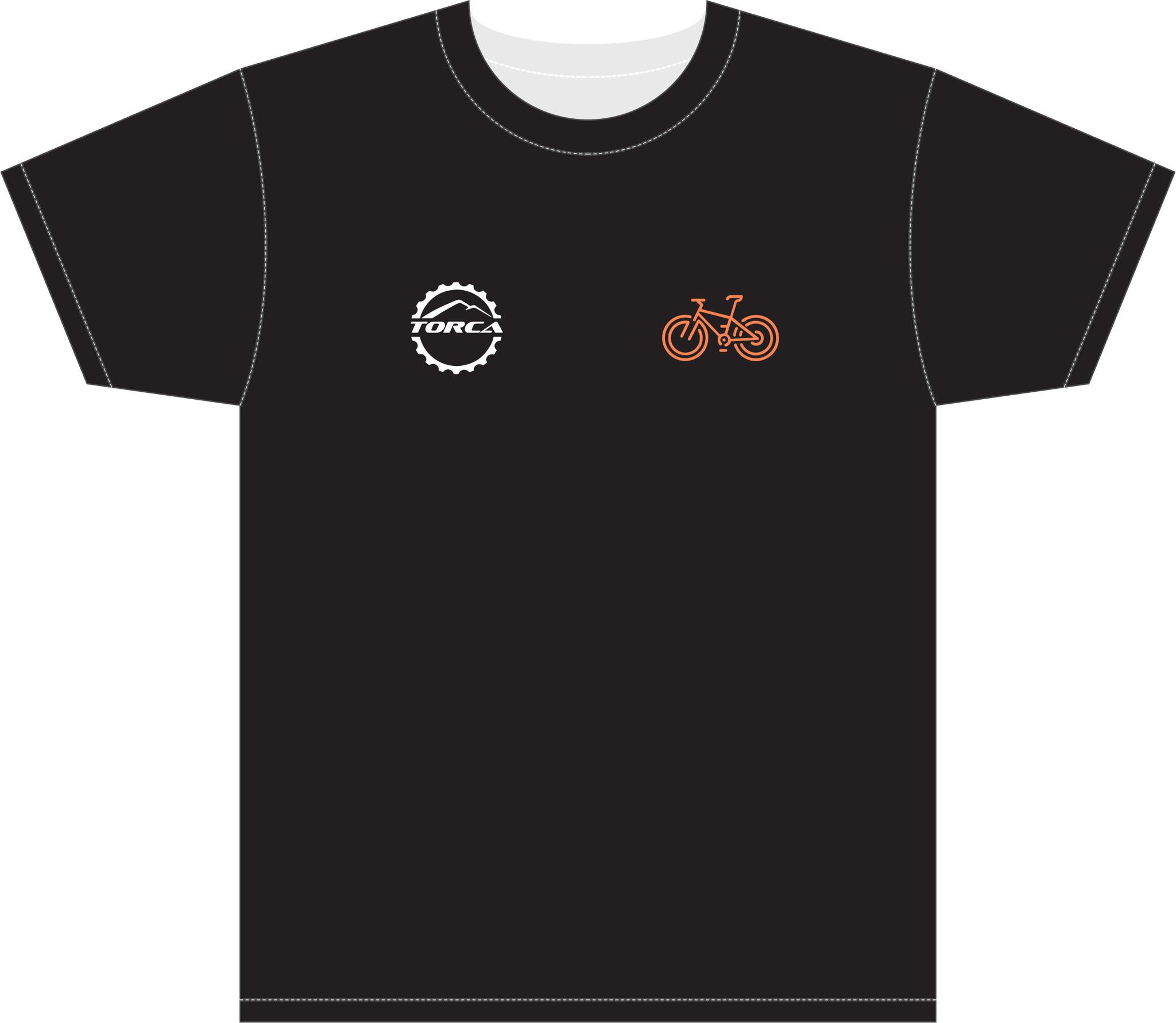IMBY X Torca Tour T-Shirt Black-2