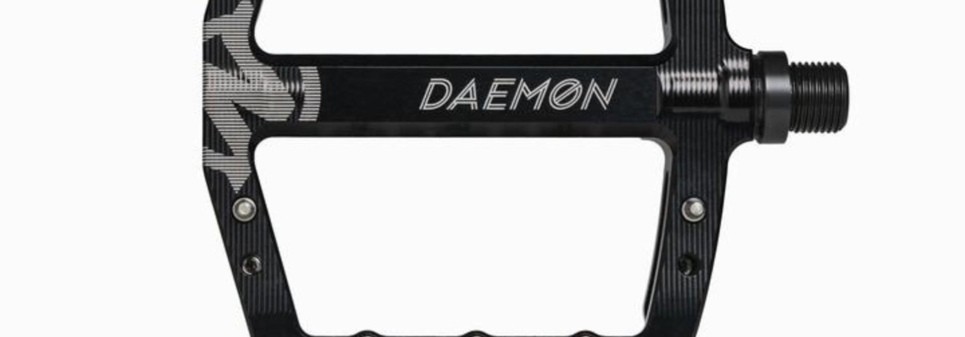 NSB x Yoann Barelli Daemon Pedals - Black