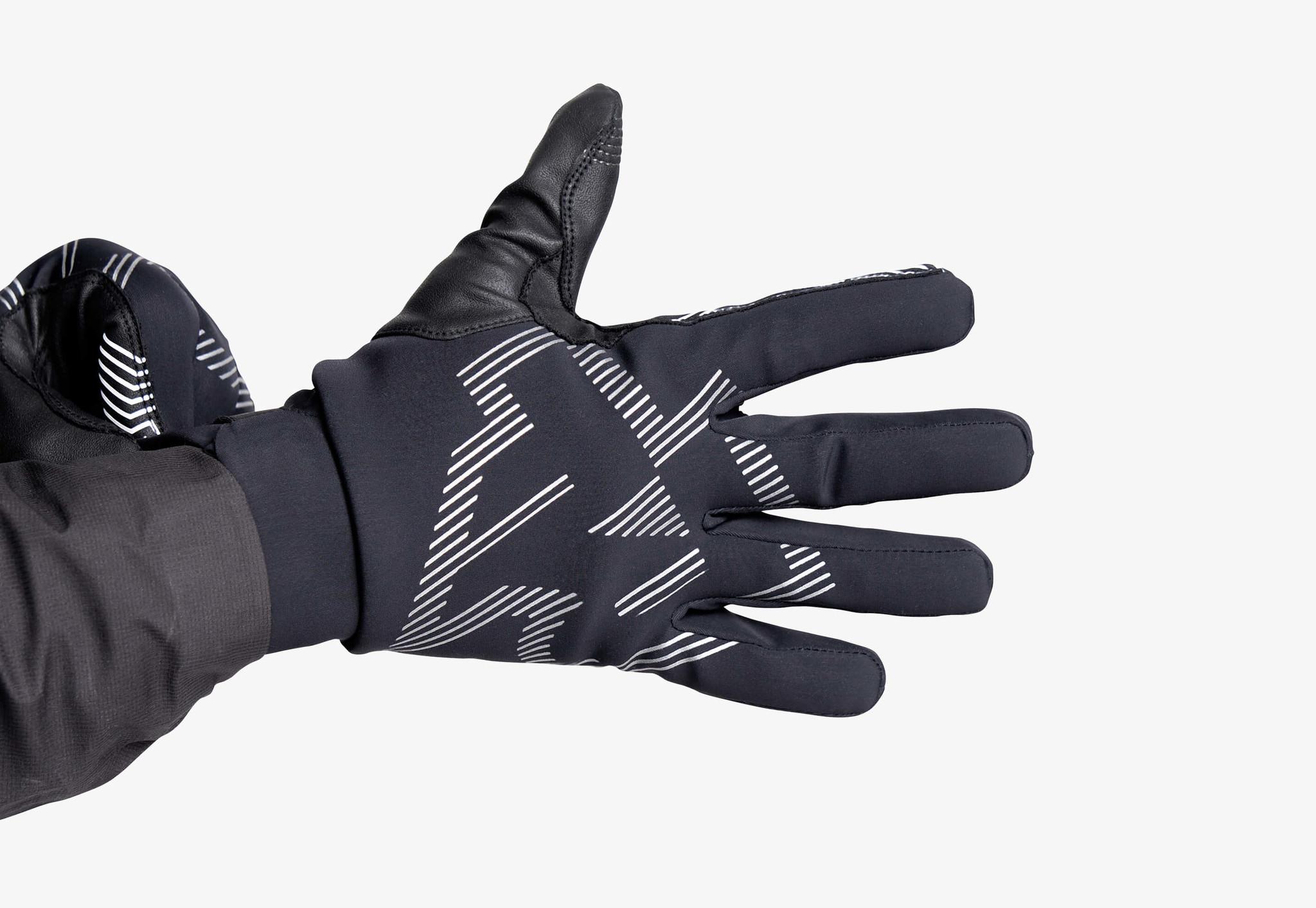 Race Face Conspiracy Gloves, Black-1